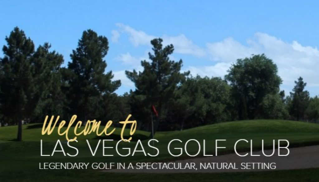 Las Vegas Golf Club, NV