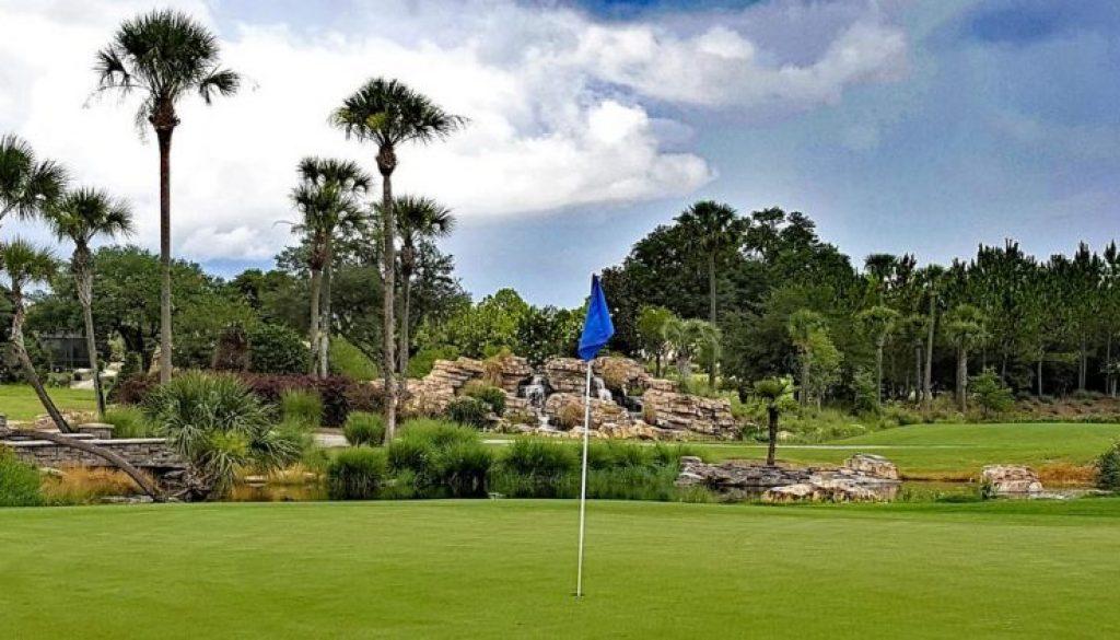 Juliette Falls Golf
